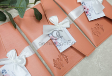 Premium envelope pouch Collin and Novika by Gemilang Craft