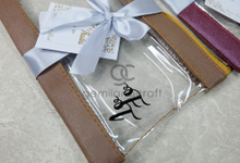 Lily pouch upgrade packaging Fariz & Thalia by Gemilang Craft