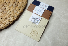 Premium card wallet Mario & Sherly by Gemilang Craft