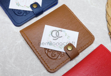 Premium b wallet for sweet 17th Kathrine by Gemilang Craft