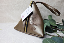 Cleo pouch for Mia & Adhyn by Gemilang Craft