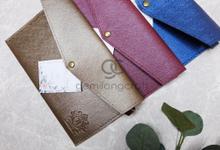 Prada envelope for Tesa & Isram by Gemilang Craft