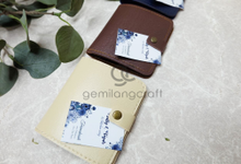 Premium b wallet for Rilly & Teguh by Gemilang Craft