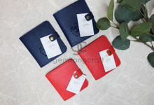 Premium b wallet for Alfian & Chyntia by Gemilang Craft