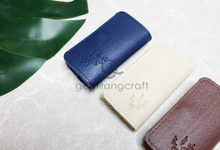 Premium key holder for Yudha & Laksmi by Gemilang Craft