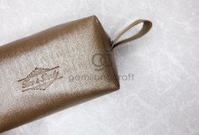 Special boxy pouch packaging ribbon Tias & Rendy by Gemilang Craft