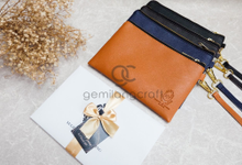 Premium zipper pouch paper box Sugiarto & Yenling by Gemilang Craft