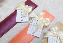 Straw pouch packaging ribbon Radit & Rhein by Gemilang Craft