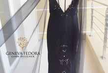 Custom Made Gown & Rental Gown  by Geneva Fedora