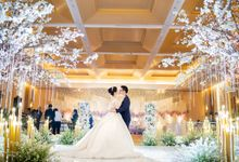 JS Luwansa - Geraldi & Clarissa by Maestro Wedding Organizer