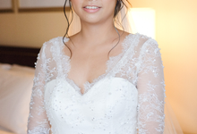 holy matrimony by Geraldine Makeup Artist