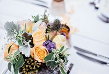 Rustic Wedding at Nosh by One Olive