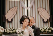 Wedding Ceremony Safira & Germandy by AKSA Creative
