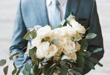 Dean + Stefani Intimate Wedding by All Occasions Wedding Planner