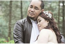 Prewedding Chandra &  Melly by DannySetiaw4n Photography
