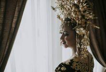 Karin & Acho Wedding by CARI WEDDING ORGANIZER