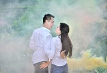 Prewed Outdoor by JCL FOTO BRIDAL SALON