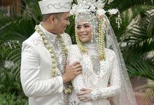 The Intimate Wedding Of Tiara & Irvan by Armadani Organizer