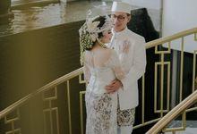 Amel & Angga Wedding by Get Her Ring