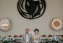 Indra & Stefani Wedding - Gran Melia Jakarta by Get Her Ring