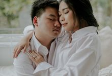 Vania & Kiano Prewedding by Get Her Ring