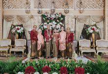 Gianzi & Hermann by Financial Hall by IKK Wedding