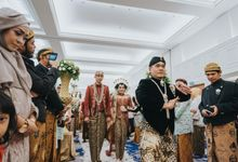 Gianzi & Hermann by IKK Wedding Planner
