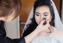 Ardy & Lyna Wedding by Natcha Makeup Studio