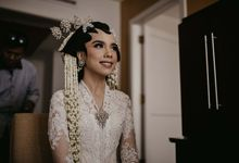 Gita & Dhika Wedding at Ballroom Grand Hyatt Jakarta by AKSA Creative