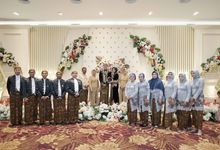 The Intimate Wedding Of Tiara & Irvan by Armadani Organizer