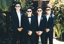 Michael & Gian - Villa Samudra by Eventstory Wedding Planner