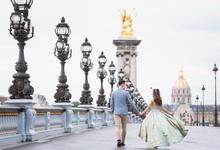L'amour est dans l'air by Gianina Atelier