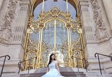 Prewedding July 2017 by Gianina Atelier