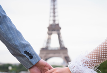Paris Je t'aime by Gianina Atelier