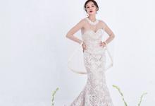 Bali wedding by Gianina Atelier