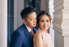 Engagement of Samson & Tiffanny by Gianina Atelier