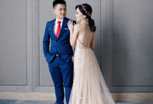 Engagement of Vally & Alfred by Gianina Atelier
