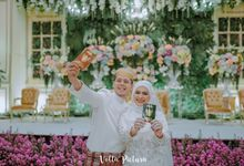 The Wedding of Irdan & Rania by Bigland Sentul Hotel & Convention