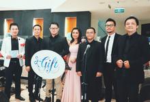 JOHAN LIU by GIFT Entertainment