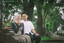 Prewedding by Gracio Photography