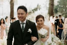 Yenni and Peter Wedding Day by Sadajiwa Immagine