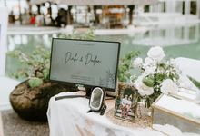 The Wedding of Dodon & Diah by ERUGO Digital Guest Book