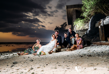 Laura and Sean by Lombok Wedding Photography