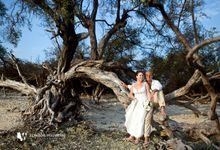 Carrisa and Anthony by Lombok Wedding Photography