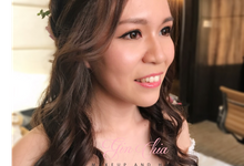 Lye Yong's Wedding Luncheon  by Gin Chia Makeup