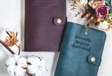 Giovanni & Meda - Notebook by Rove Gift