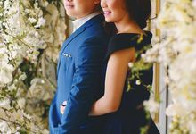 Sisca & Antony Prewedding by Gorgeous Bridal Jakarta