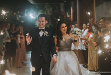 Guzena & Tiffany's Bali wedding by GÍSELA