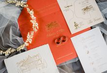 VENUE INVITATION by Mille Paperie