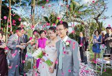 Jason & Isabele by Bali Wedding Films